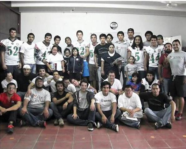 """""""Mexicas UDC""""… vinculación social para trascender"""